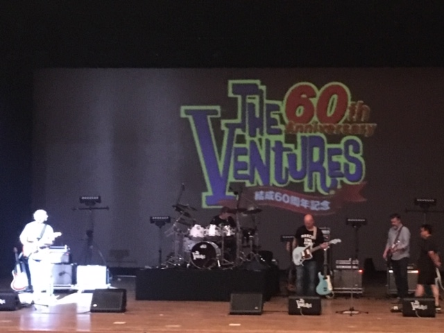 the ventures japan tour 2019, The Ventures 60th Anniversary